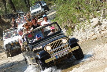 Jeep Safari post image