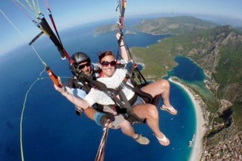 Paragliding post image