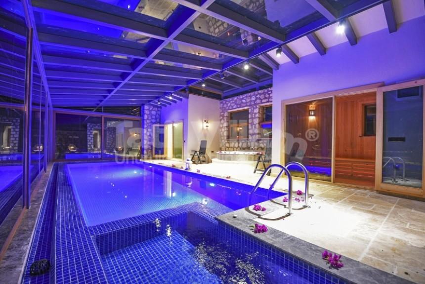 Indoor Pool Villas