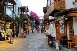 Kaş Town