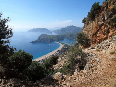 Ancient Lycian Walk Way post image