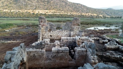 Myra (Demre) Ancient City  post image